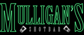 Mulligan's Shot Bar - Small Logo